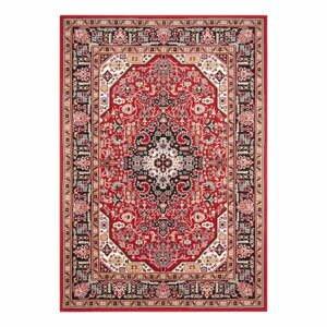 Červený koberec Nouristan Skazar Isfahan, 200 x 290 cm