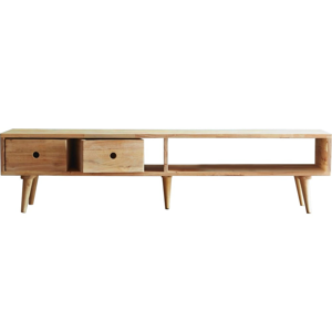 Drevený TV stolík DEEP Furniture Dexter