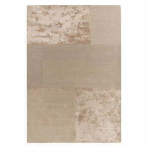 Krémovobiely koberec Asiatic Carpets Tate Tonal Textures, 160 x 230 cm