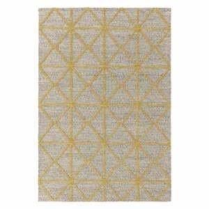 Béžovo-žltý koberec Asiatic Carpets Prism, 120 x 170 cm