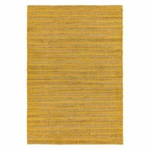 Horčicovohnedý koberec Asiatic Carpets Ranger, 160 x 230 cm