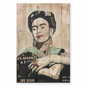 Nástenný obraz Madre Selva Frida les Amants, 40 x 60 cm