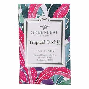 Vonné vrecúško Greenleaf Orchid, 11 ml