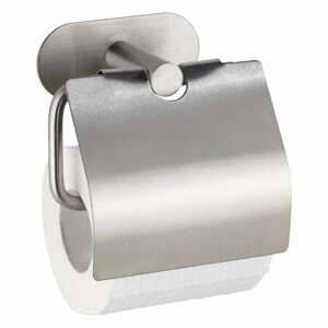 Antikoro držiak na toaletný papier bez nutnosti vŕtania Wenko Turbo-Loc® Orea Cover