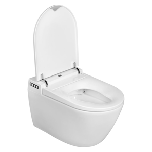 Závesné WC s inteligentnou toaletnou doskou Wenko Smart