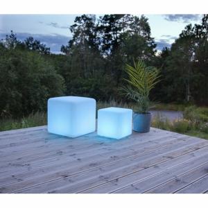 Vonkajšia svetelná dekorácia Best Season Outdoor Twillings Muro, 40 x 40 cm