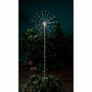 Vonkajšia zapichovatelná svetelná dekorácia Best Season Outdoor Firework Anatha