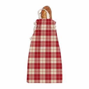 Látková taška na pečivo Linen Couture Linen Bread Bag Cuadros
