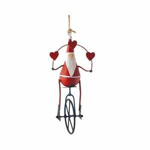 Vianočné dekorácie G-Bork Santa Claus