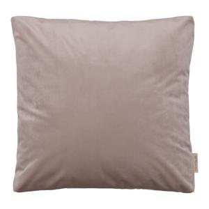 Staroružová obliečka na vankúš so zamatovým efektom Blomus, 45 x 45 cm