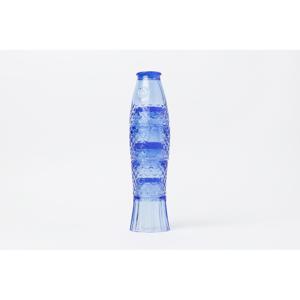Modrá sada 4 pohárikov DOIY Koifish