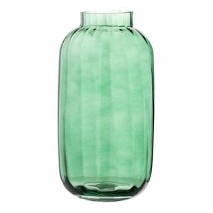 Zelená sklenená váza Bloomingville Amy