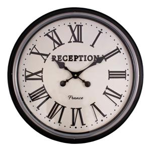 Nástenné hodiny Antic Line Reception, ø 59 cm