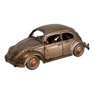 Železná dekorácia v tvare auta Antic Line Voiture VW, 29,5 x 10 cm