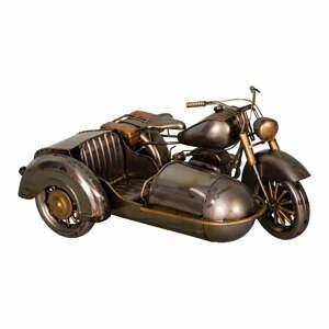 Železná dekorácia Antic Line Moto, 27 x 19 cm