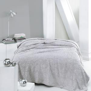 Svetlosivá deka Marie Claire Lucie, 240 x 220 cm