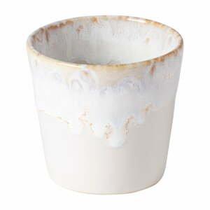 Kameninová šálka na espresso v bielo-béžovej farbe Costa Nova, 200 ml