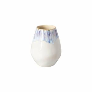 Modrá kameninová váza Costa Nova Brisa, 0,9 l