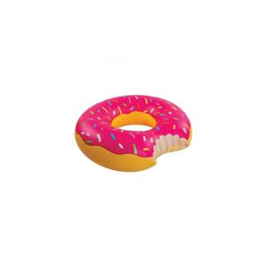 Ružové nafukovacie koleso Gadgets House Donut, ⌀ 105 cm