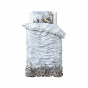Flanelové obliečky na jednolôžko Dreamhouse Janine, 140 x 220 cm