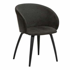 Čierna stolička DAN-FORM Denmark Imo