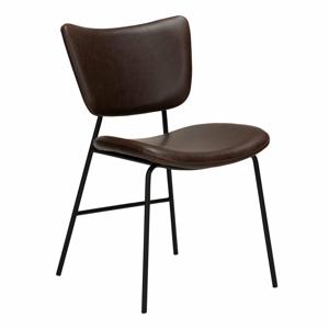 Hnedá jedálenská stolička DAN-FORM Denmark Thrill
