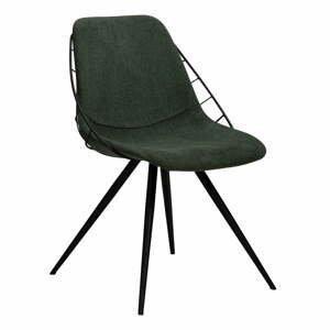 Zelená jedálenská stolička DAN-FORM Denmark Sway