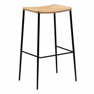 Béžová barová stolička DAN-FORM Denmark Stiletto