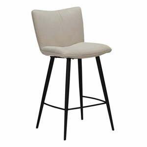 Béžová barová stolička DAN-FORM Denmark Join, výška 103 cm