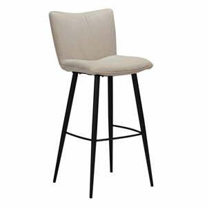 Béžová barová stolička DAN-FORM Denmark Join, výška 93 cm