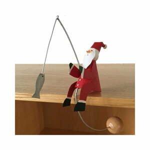 Vianočná dekorácia G-Bork Santa Balance