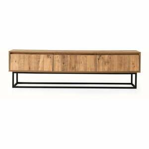 TV stolík v borovicovom dekore Tilsim, šírka 180 cm