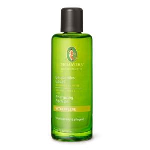 Kúpeľový olej Primavera Zázvor Limeta, 100 ml