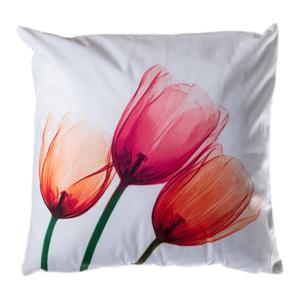 Vankúš JAHU Orange Tulip, 45 x 45 cm