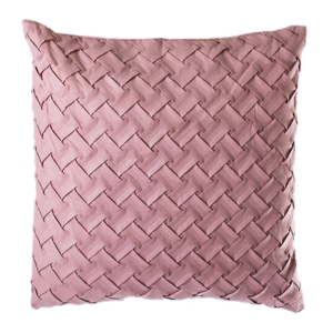 Ružový vankúš JAHU Gama, 45 x 45 cm
