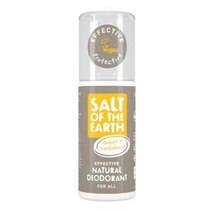 Prírodný deo sprej Salt of the Earth Pure Aura Ambra Santal, 100 ml