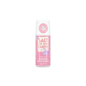 Deo roll-on s vôňou levandule a vanilky Salt of the Earth Pure Aura, 75 ml