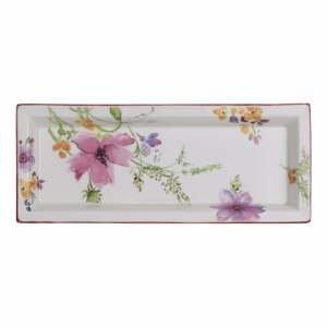Servírovací porcelánový podnos s motívom kvetín Villeroy & Boch Mariefleur Gifts