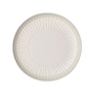 Biely porcelánový tanier Villeroy & Boch Blossom, ⌀ 24 cm