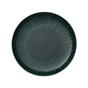 Bielo-zelený porcelánový tanier Villeroy & Boch Blossom, ⌀ 24 cm
