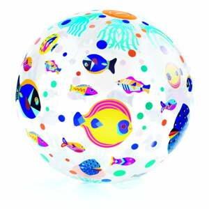 Detská nafukovacia lopta Djeco Rybičky
