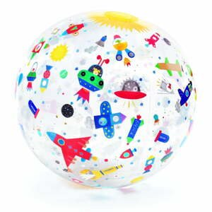 Detská nafukovacia lopta Djeco Vesmír