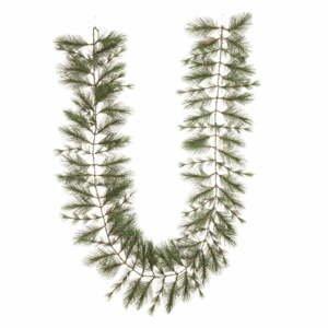 Vianočná girlanda Unimasa, dĺžka 270 cm