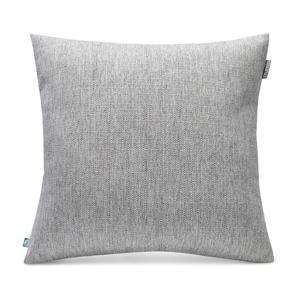 Sivá obliečka na vankúš Mumla Vila, 45 x 45 cm
