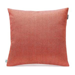 Červená obliečka na vankúš Mumla Vila, 45 x 45 cm