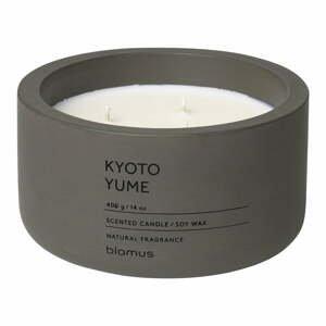 Sviečka zo sójového vosku Blomus Fraga Kyoto Yume,25 hodín horenia