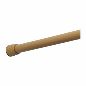 Teleskopická tyč na sprchový záves iDesign Formby, 63,5 - 109 cm