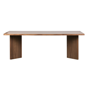 Jedálenský stôl s orechovou dyhou vtwonen Angle