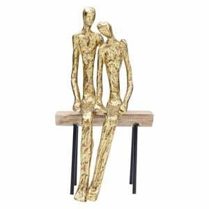 Dekoratívna soška Kare Design Couple In Love