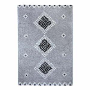 Sivý koberec Mint Rugs Cassia, 80 x 150 cm